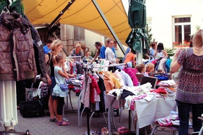 Vilnietės mamos kviečia į trečiąjį Vilniaus mamyčių turgelį