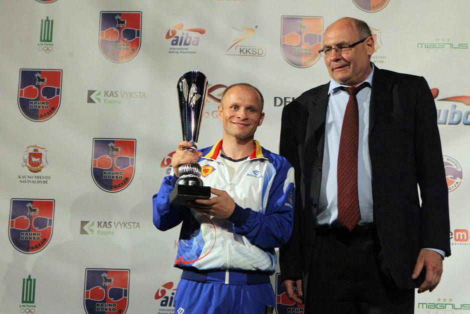 A.Šociko bokso turnyro finalai