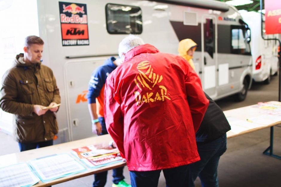 Dakaro ralio biurokratija: formalumai, kuriuos būtina atlikti dar Lietuvoje