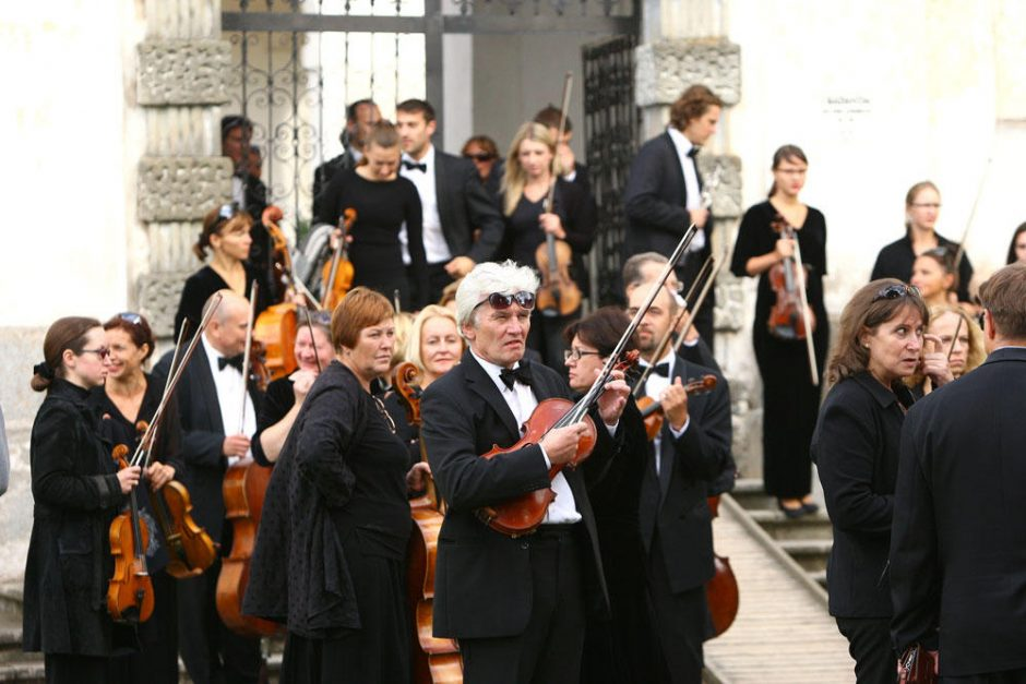 Pažaislio festivalio baigiamasis koncertas