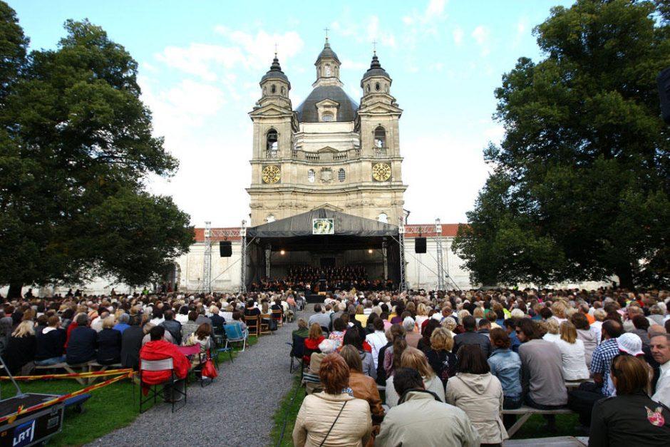 Pažaislio festivalį vainikavo operos žvaigždynas
