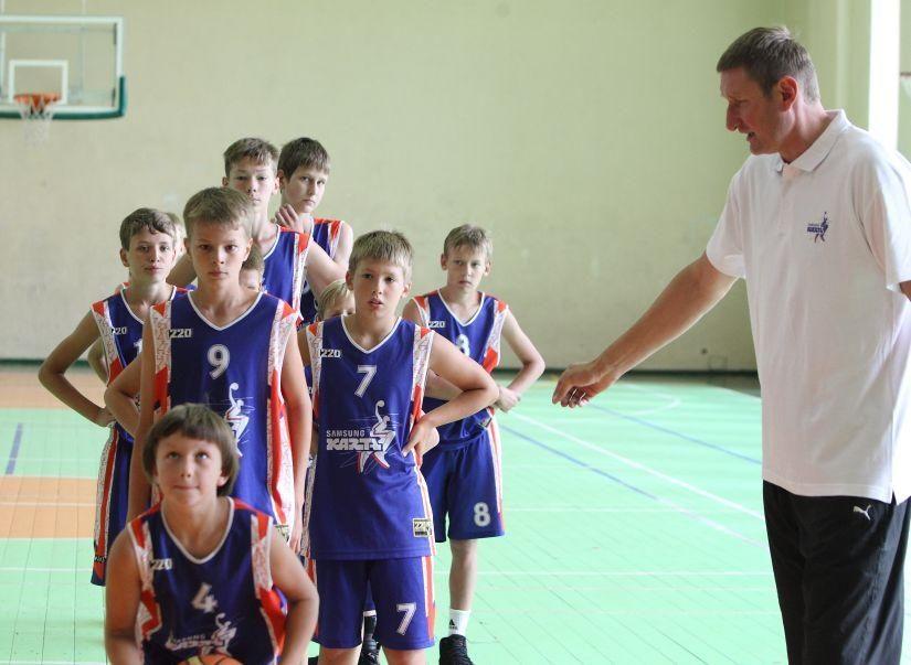 E.Žukauskas sportuojančiam sūnui patarimų negaili (interviu)