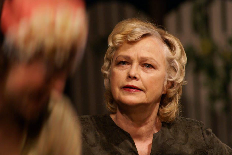 Aktorė N. Lepeškaitė: mano širdis ten, kur teatras