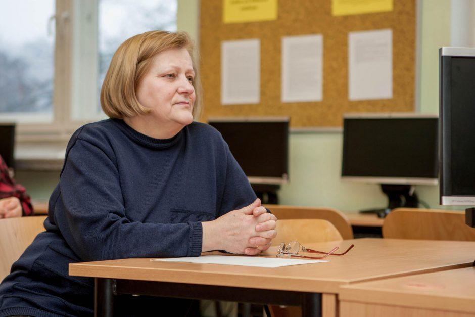 Nacionalinis diktantas Kaune aplaistytas laimės ašaromis