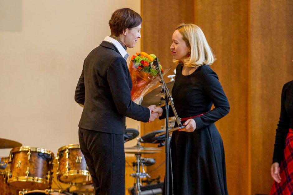 Kauno miesto kultūros premijų įteikimai
