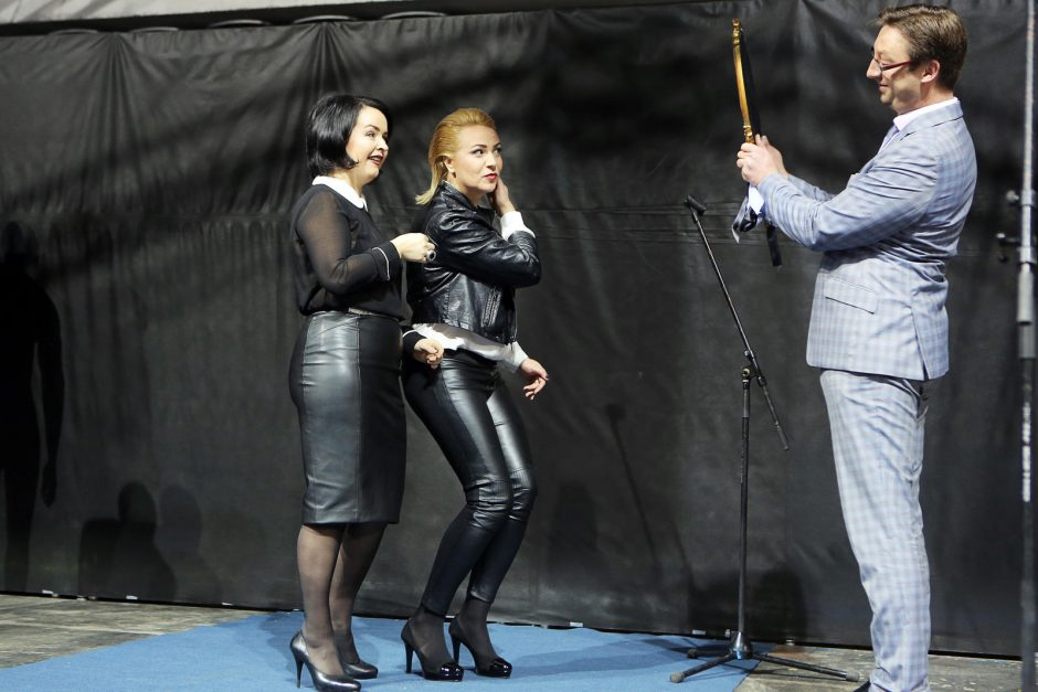 """""""Švyturio arenoje"""" lankytojų jau laukia paroda """"Grožis 2013"""""""