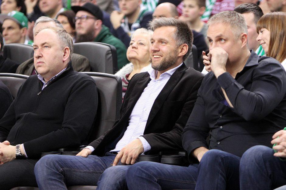 "Eurolyga: ""Žalgiris"" – ""Unicaja"" 79:77"