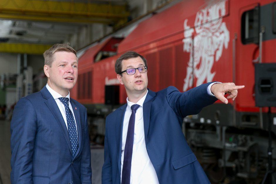 Vilniaus stotys taps verslo ir susisiekimo centru