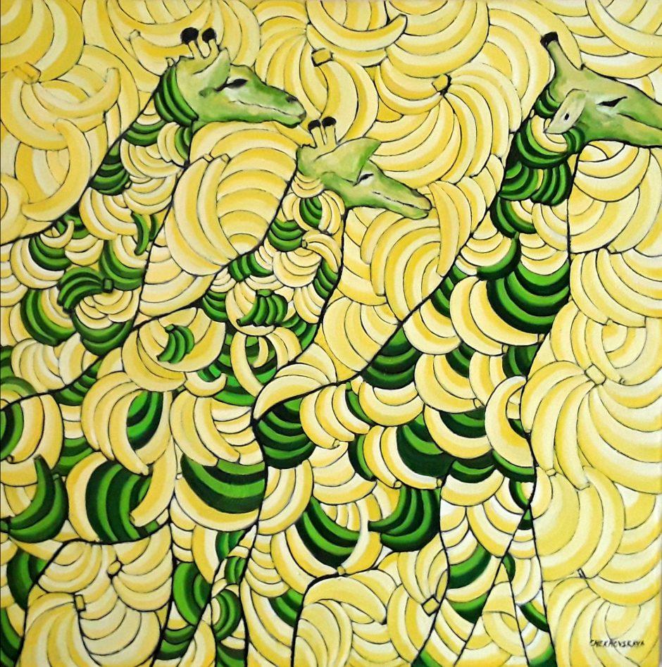 Atidaroma dailininkės iš Maskvos paroda