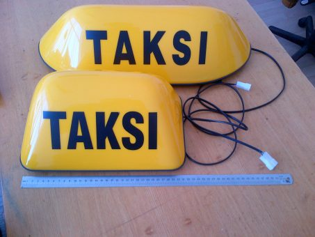 Skelbimas - Taksometras T-Tiny.Taksi plafonai.Taksi iranga.