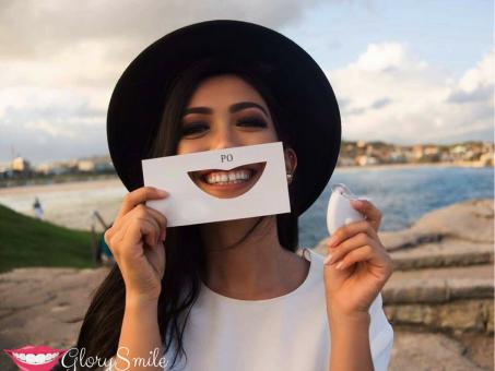 Skelbimas - Glory Smile Dantų Balinimo Rinkiniai Be Peroksido