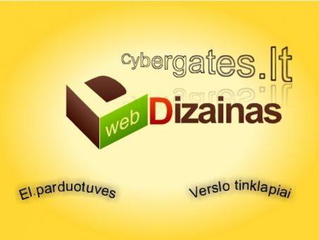 Skelbimas - Internetinių svetainių, el.parduotuvių kūrimas. web sprendimai