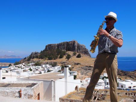 Skelbimas - Saksofonistas Šventėms