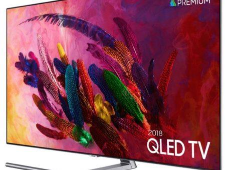 Skelbimas - Samsung QE65Q7FNATXXH QLED televizorius
