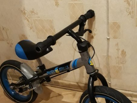 Skelbimas - Vaikiškas balansinis dviratukas