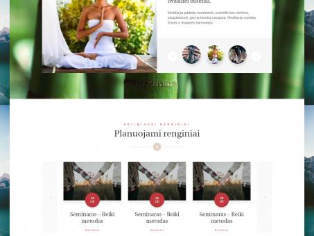 Skelbimas - Internetinių svetainių/tinklapių kūrimas maža kaina