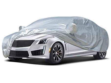 Skelbimas - Naujas automobilio uždangalas!