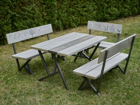 Skelbimas - Stilingi lauko baldai ㋡✌