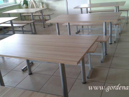 Skelbimas - Baldai mokyklų ir gimnazijų valgykloms