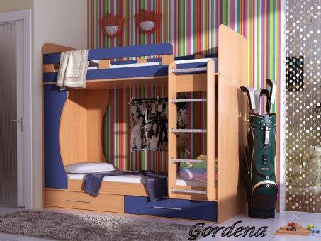 Skelbimas - Vaikų kambario baldai.Baldų dizainas,projektavimas ir gamyba