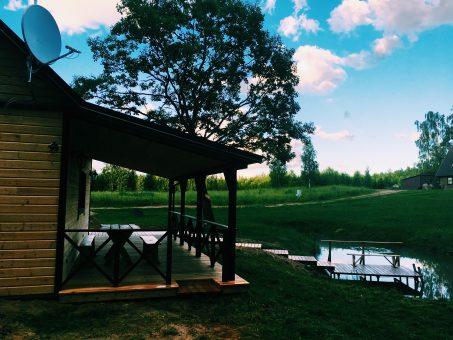 Skelbimas - Sodyba Liežio oazė