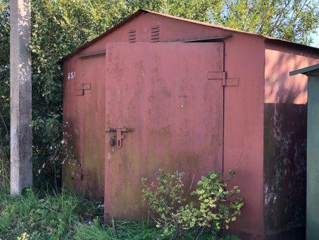 Skelbimas - Parduodu garaža.