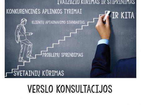 Skelbimas - FAMI verslo konsultantai