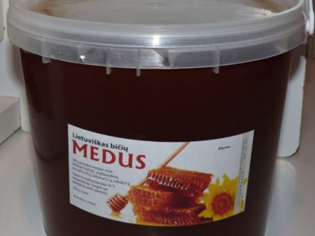 Skelbimas - Medus
