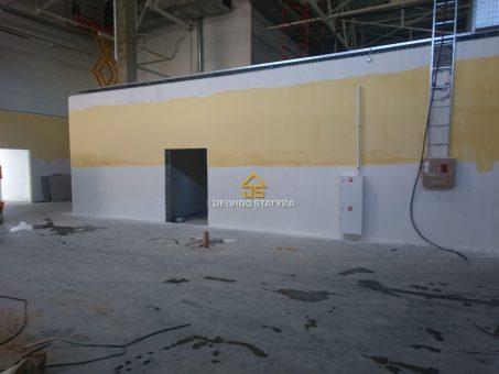 Skelbimas - Gamyklų ir patalpų remontas dažymas.