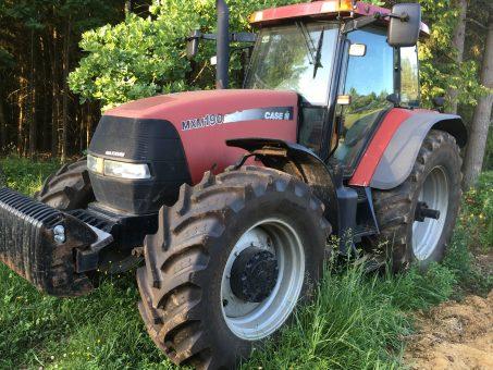 Skelbimas - Case MXM190, traktoriai