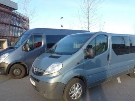 Skelbimas - Užsakomieji reisai ir mikroautobusų nuoma