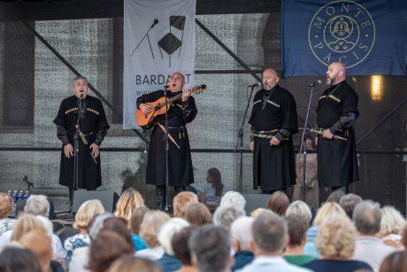 Pažaislio liepų alėjos vakarai   operos solistų kvartetas iš Sakartvelo