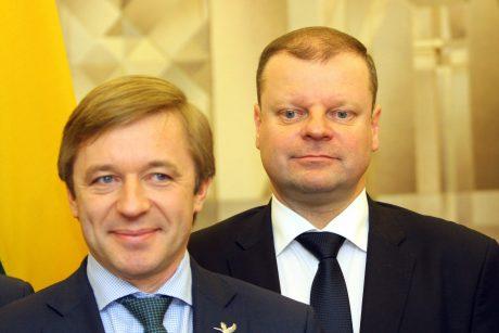 """""""Valstiečių"""" lyderiai PVM laikraščiams ir žurnalams siūlo sumažinti iki 5 proc."""