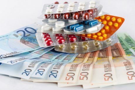 Lietuvai – raginimas skatinti pigesnių generinių vaistų naudojimą