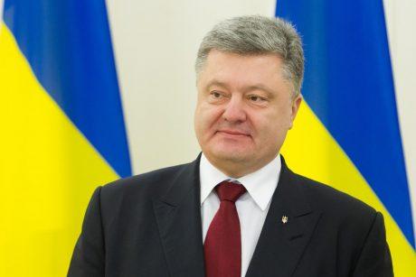 """Kijevas karą Rytų Ukrainoje pripažino """"laikina Rusijos okupacija"""""""