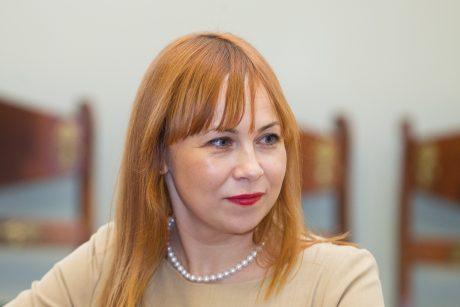 Ministrė: kol kas neturėtų būti sprendžiama dėl LEU ir VDU jungimosi