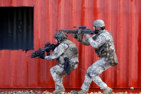Latvijoje vyks didelio masto tarptautinės karinės pratybos