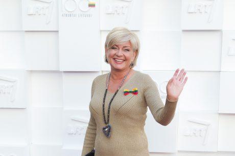 E. Mildažytė: lietuviams pabodo kalbos apie problemas