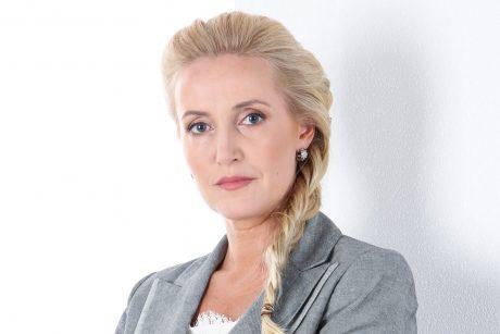Ž. Pinskuvienė traukiasi iš Darbo partijos pirmininkės pareigų