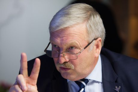 A. Butkevičius: premjeru skyrus B. Ropę būtų apgauti rinkėjai