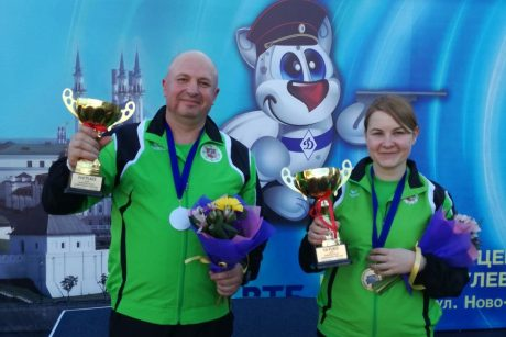 Europos policijos šaudymo čempionate iškovoti trys medaliai