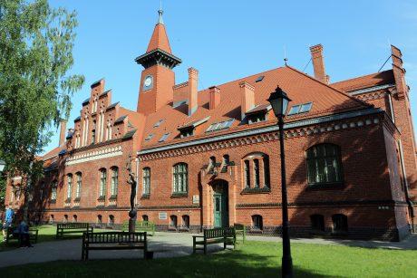 Klaipėdos universiteto rektoriaus išrinkti nepavyko