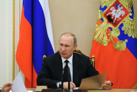 Kremlius: V. Putinas gruodį lankysis Japonijoje