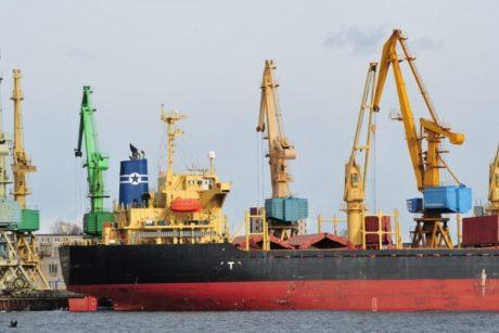 Planuojama Klaipėdos uosto plėtra