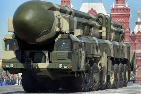 JAV ieško būdų atgrasyti Rusiją nuo ribotų branduolinių smūgių