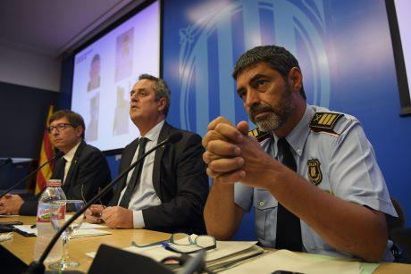 Keturi įtariami Ispanijos atakų vykdytojai stos prieš teismą, aštuoni – nukauti
