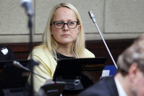 Politikė L. Girskienė nebenori būti Klaipėdos tarybos nare