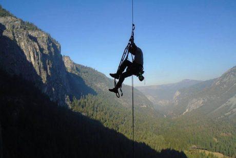 Pirmas lietuvis, įkopęs į garsų JAV kalną