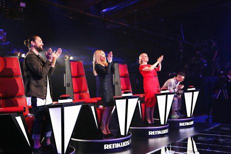 "Penkto ""Lietuvos balso"" sezono filmavimas"