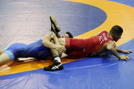 Pasaulio kareivių imtynių čempionatas